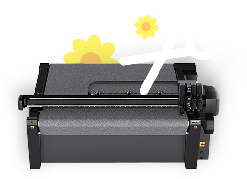 Latex-Direktdruck Nürnberg - Schneidbare Materialien